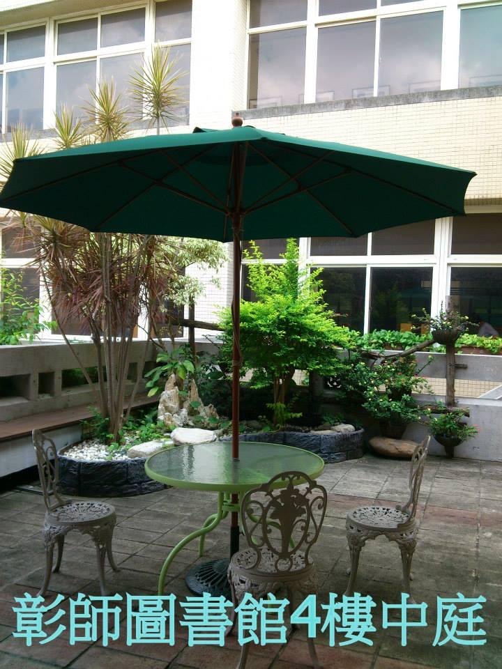 4F陽光中庭