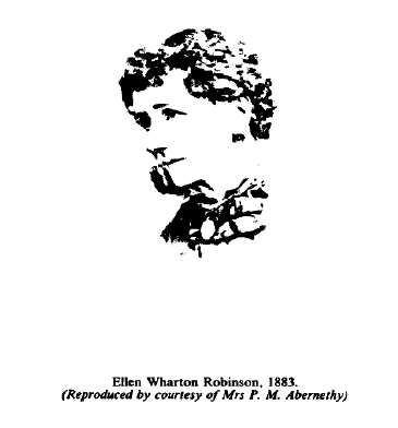 艾倫於1883年的畫像