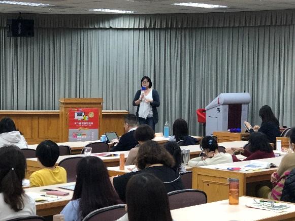 會場集錦:老師們提問教學相關問題