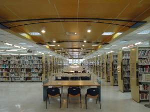 中文圖書閱覽區