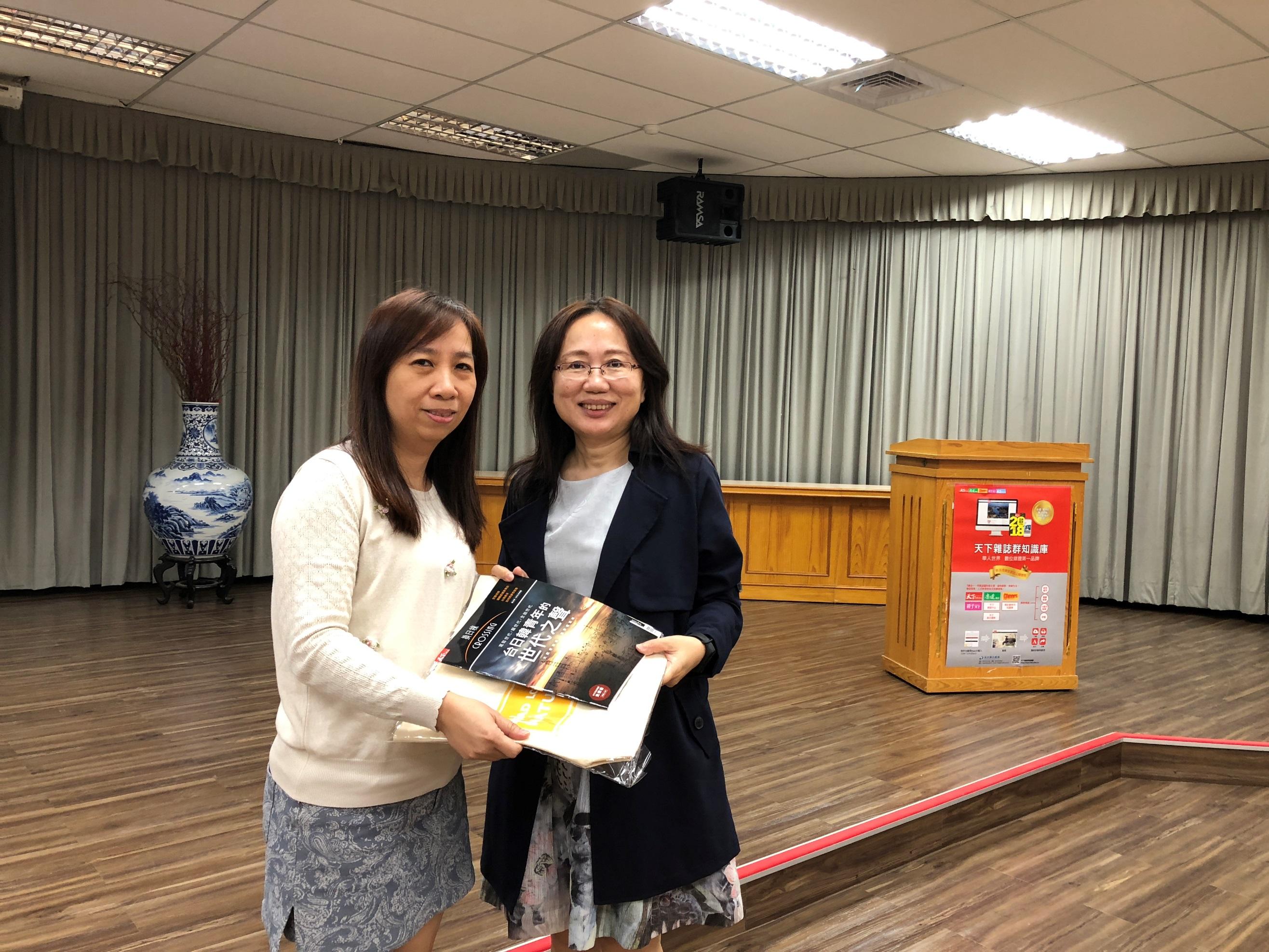 會場集錦:老師與講者們開心合照