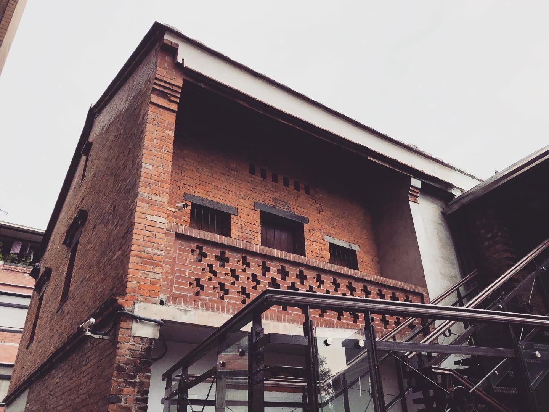 中式風格的房屋。